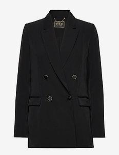 CHERYL BLAZER - blazere - jet black a996
