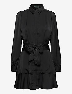 HOPE DRESS - robes chemises - jet black a996