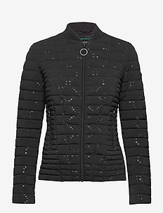 VERA JACKET - padded jackets - jet black a996