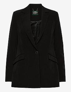 SARA BLAZER - blazers - jet black a996