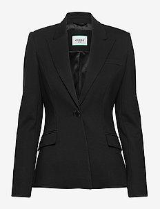 ALINA BLAZER - blazers - jet black a996