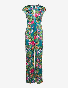 ROSANNA JUMPSUIT - jumpsuits - anthurium jungle
