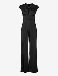 ROSANNA JUMPSUIT - jumpsuits - jet black a996