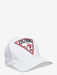 ISRA CAP - kepsar - true white a000