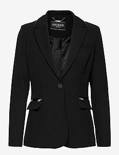 SELENE BLAZER - skræddersyede blazere - jet black a996