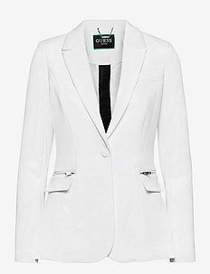 SELENE BLAZER - skræddersyede blazere - true white a000
