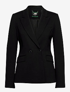 MICAELA BLAZER - getailleerde blazers - jet black a996