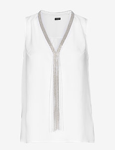 SL PILAR TOP - TRUE WHITE A000