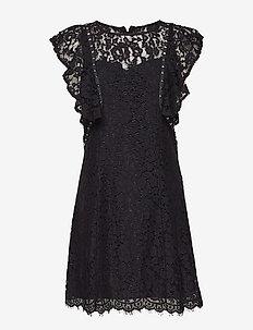 PROMISE DRESS - robes de dentelle - jet black a996