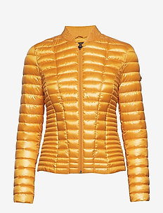 VERA JACKET - SPICY YELLOW