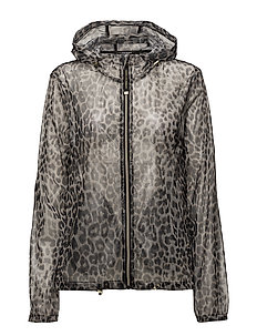 VY JACKET - FADED LEOPARD COM