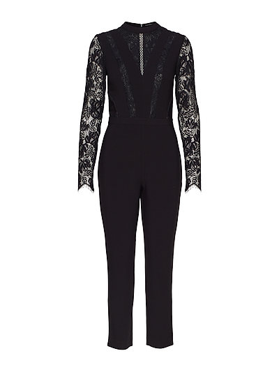 Rikky Overall Jumpsuit Schwarz GUESS JEANS