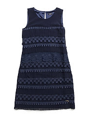 L DRESS - DARK NIGHT BLUE