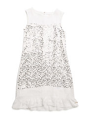L DRESS - TRUE WHITE A000