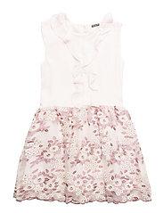 L DRESS - PINK TINT