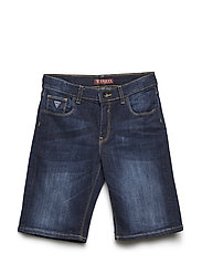 ENIM SHORTS_CORE - DEEP MEDIUM WASH