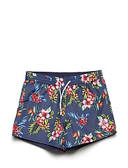 WIM TRUNK_MINI ME - BLUE FLOWER PRINT