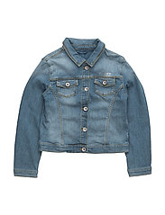 LS JACKET_CORE - MEDIUM  WASH