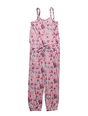 JUMPSUIT - FLOWER PINKY PRIN
