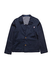 LS JACKET - DARK NIGHT BLUE