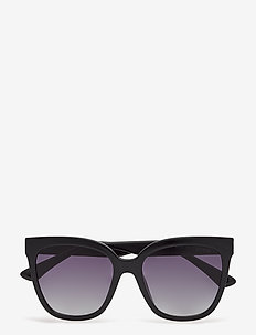 Guess GU7612 - square frame - shiny black
