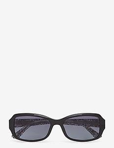 Guess GU7683 - cat-eye - shiny black