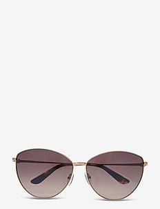 GU7746 - okulary przeciwsłoneczne okrągłe - 32f