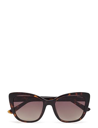 Gu7600 Sonnenbrille Braun GUESS
