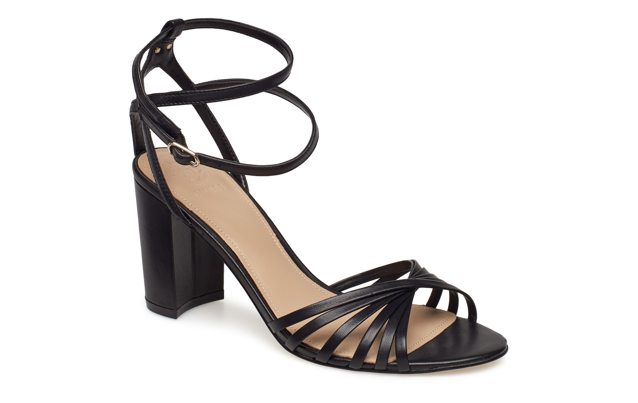 GUESS MADESTA/SANDALO (SANDAL)/LEATH - BLACK
