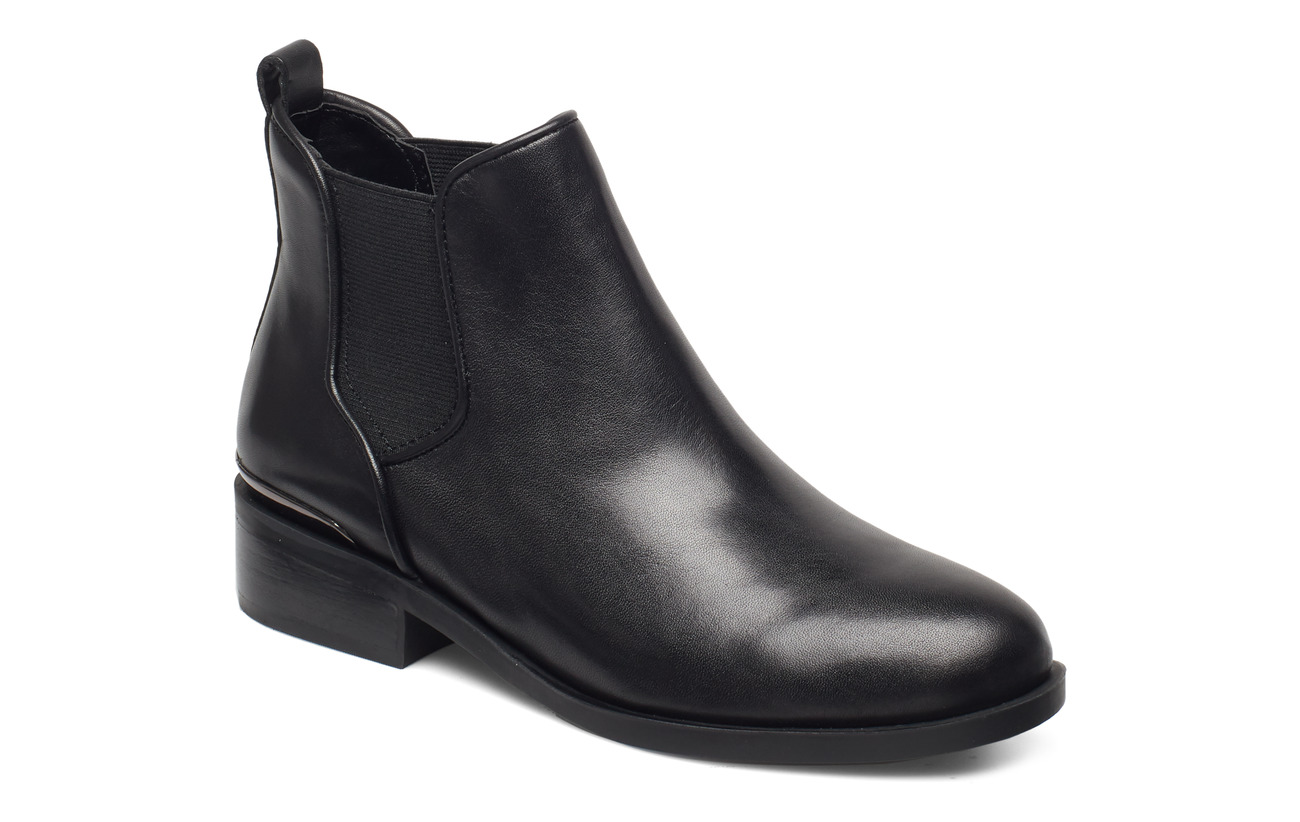 GUESS HOLEE/SHOOTIE  (ANKLE BOOT)/LE - BLACK