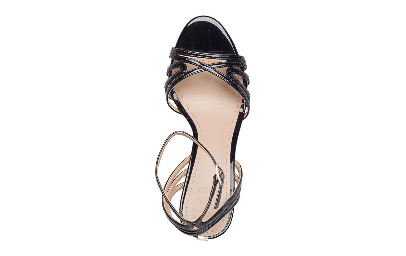 Guess Medium 100 leather Natural Pvc Oah sandal sandalo wqxw7ZrS
