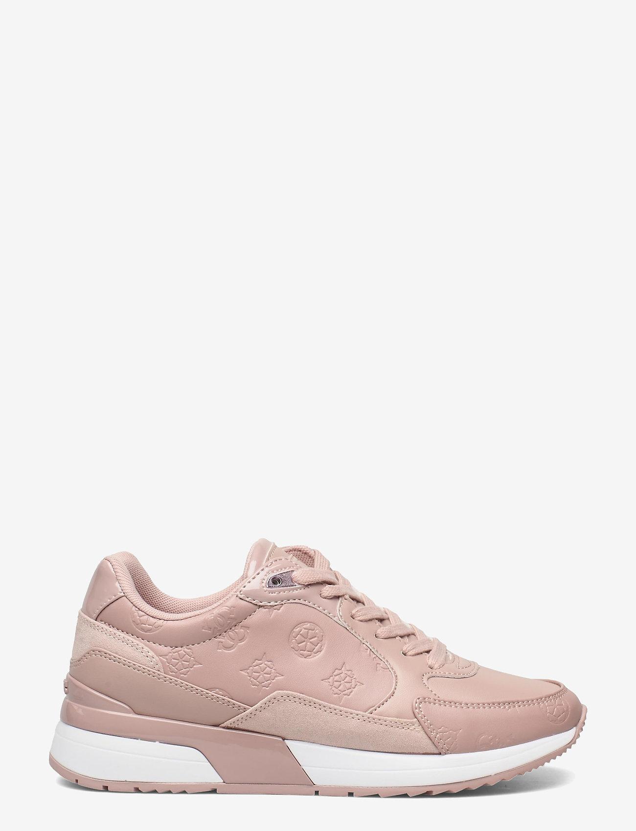 GUESS - MOXEA2/ACTIVE LADY/LEATHER LIK - låga sneakers - blush - 1