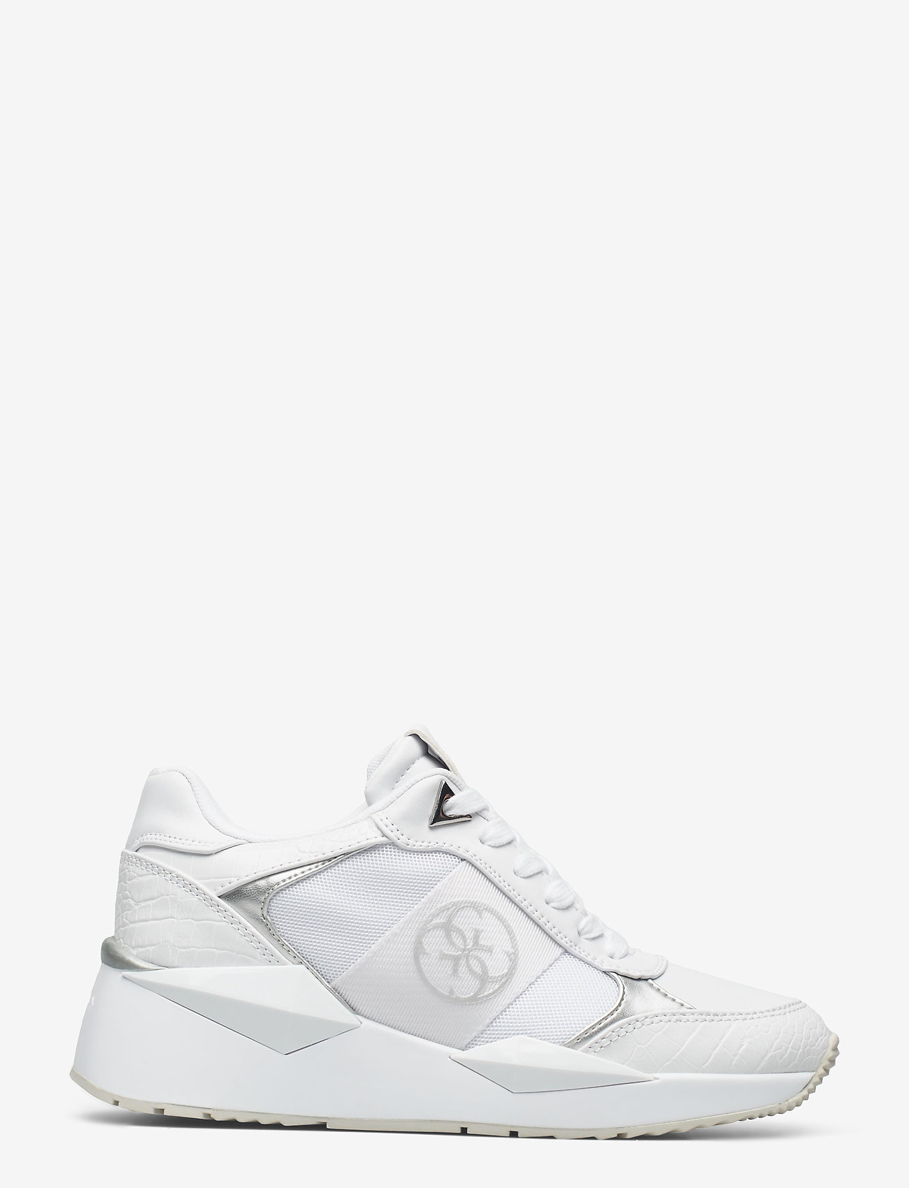 GUESS - TESHA/ACTIVE LADY/LEATHER LIKE - låga sneakers - whisi - 1