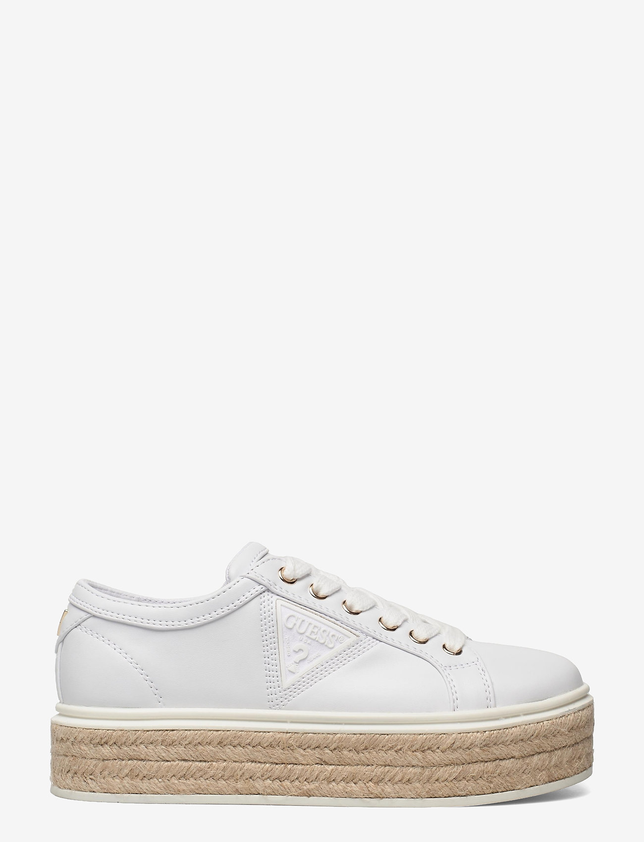 GUESS - PROPERT/ACTIVE LADY/FABRIC - låga sneakers - white - 1