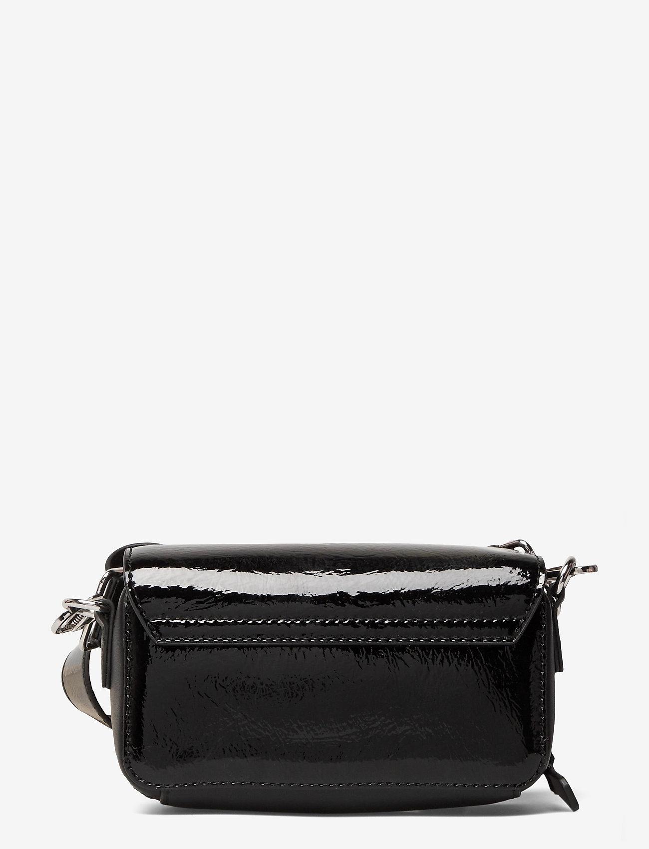 GUESS - PICNIC MINI SHOULDER BAG - sacs à bandoulière - black - 1