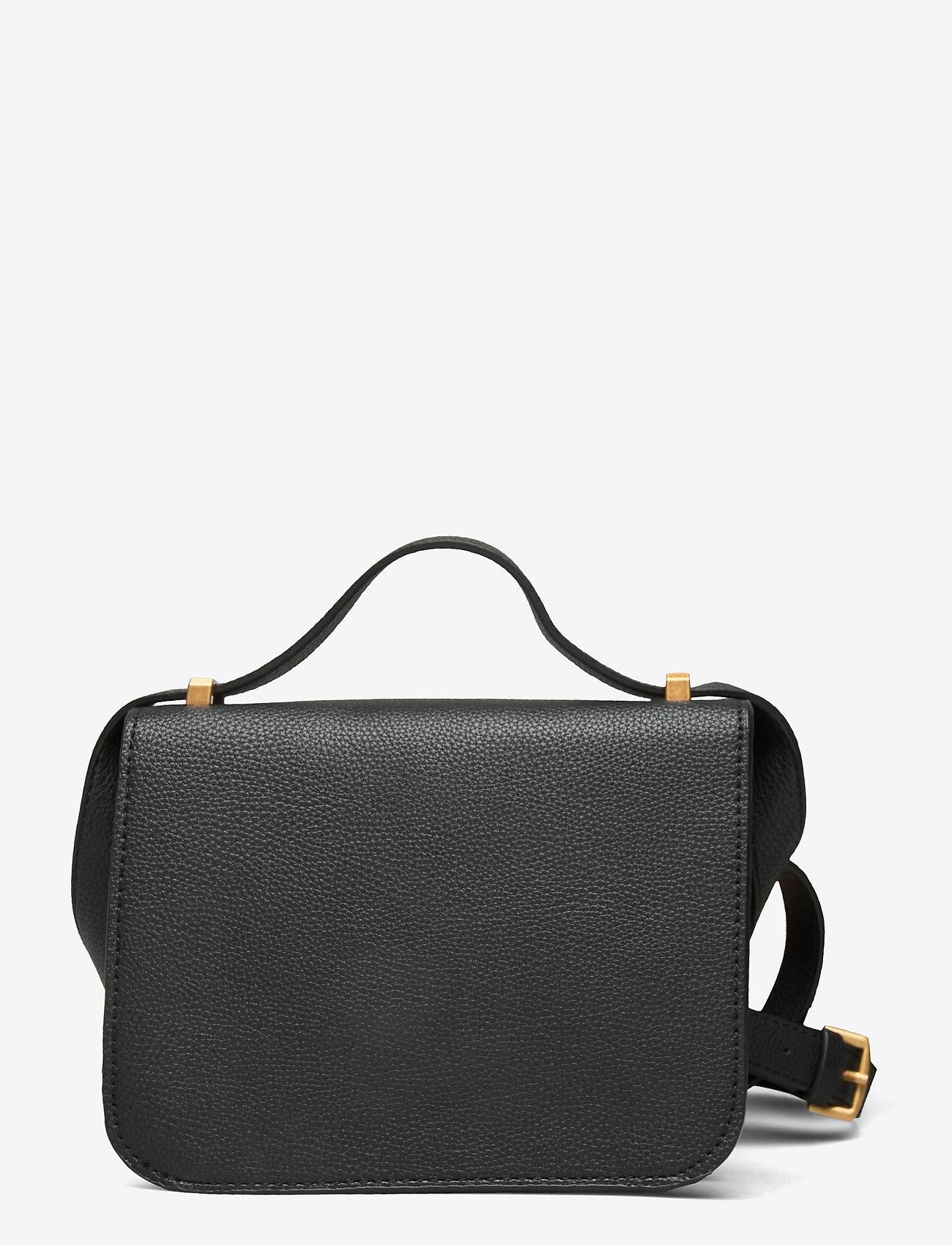 GUESS - CORILY CONVERTIBLE XBODY FLAP - handväskor - black - 1