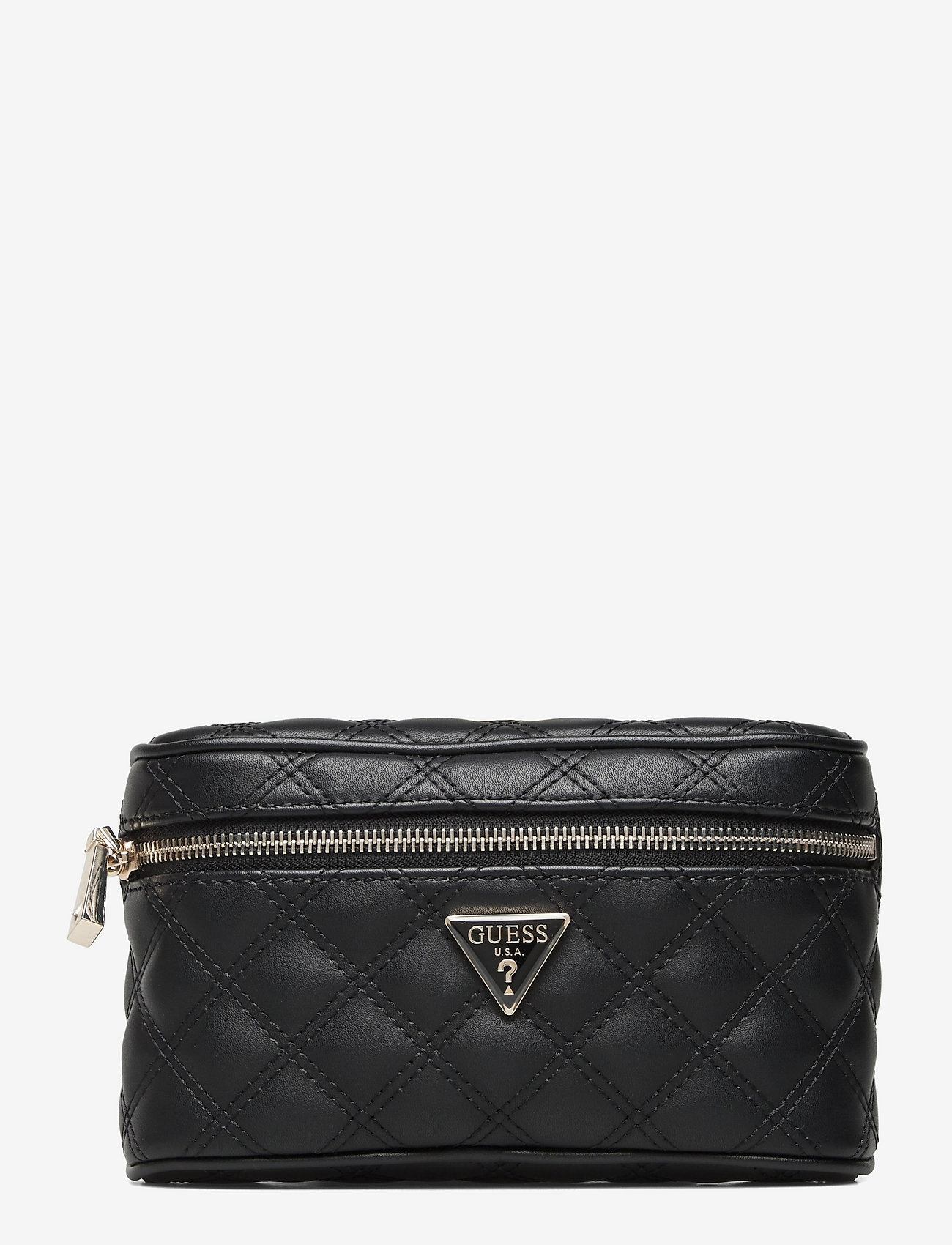 GUESS - CESSILY BELT BAG - heuptassen - black - 0