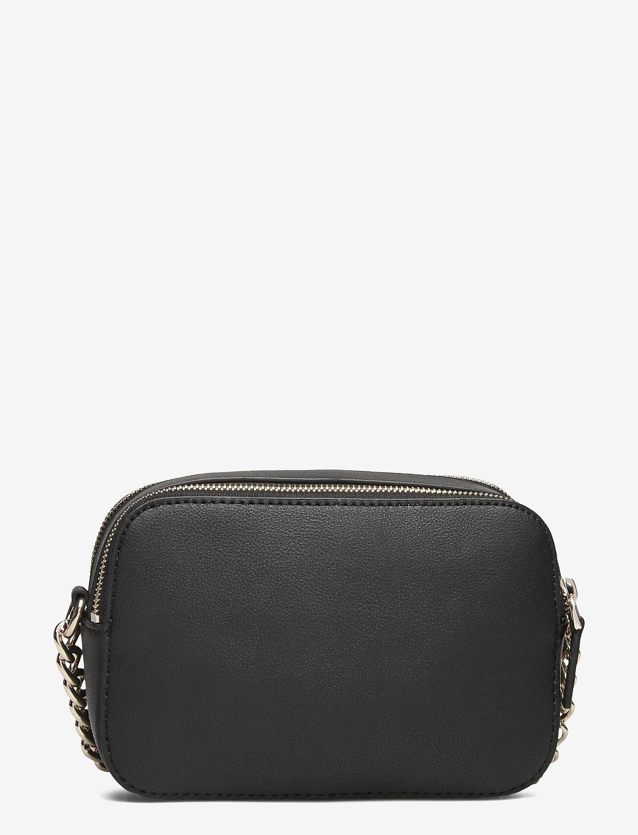 GUESS - NOELLE CROSSBODY CAMERA - crossbody bags - black - 1