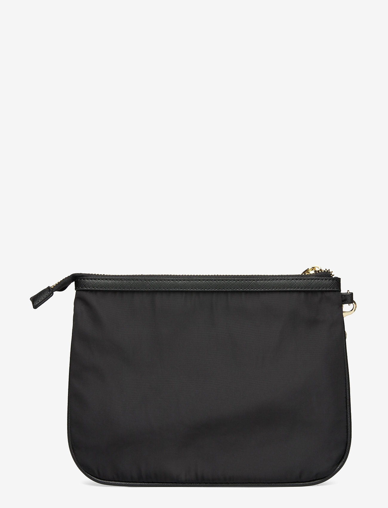 GUESS - DID I SAY 90S? FLAT TOP ZIP - clutches - black - 1