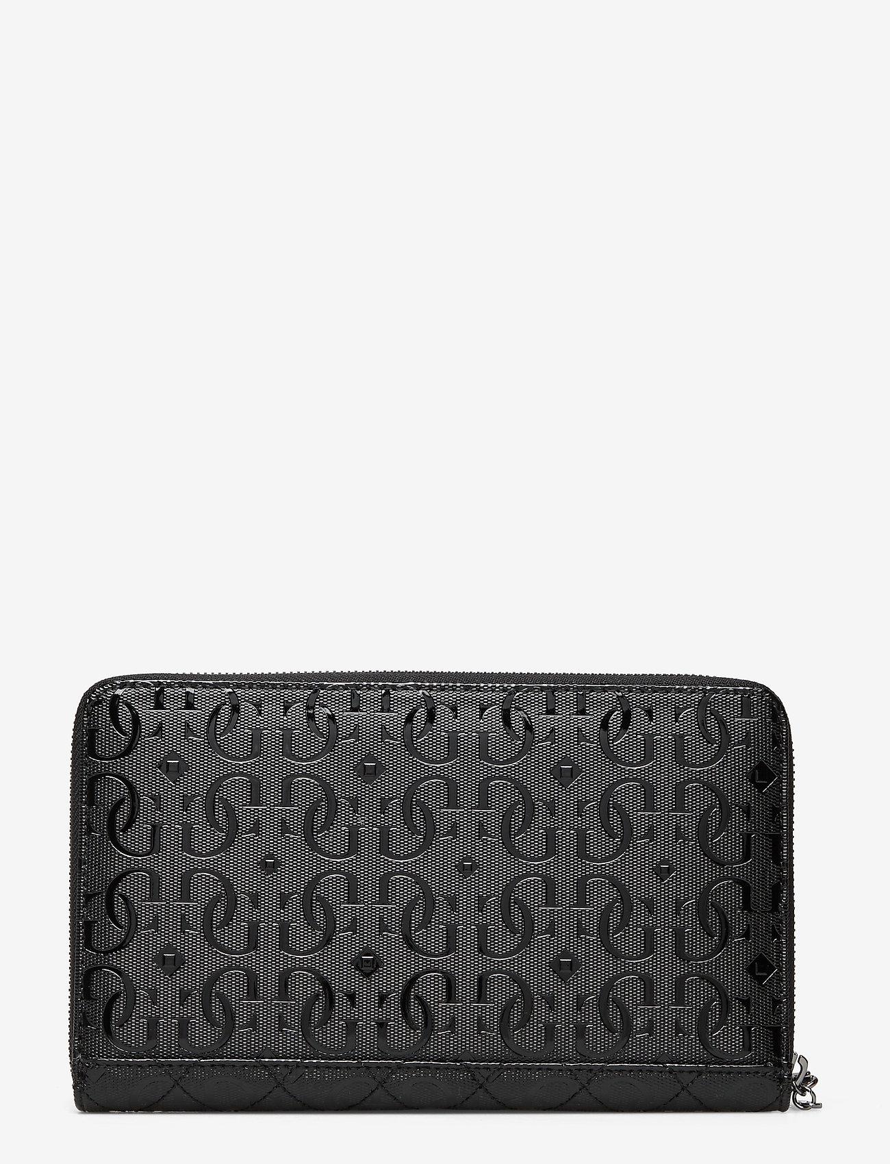 GUESS - LOLA SLG PASSPORT CASE - clutches - black - 1