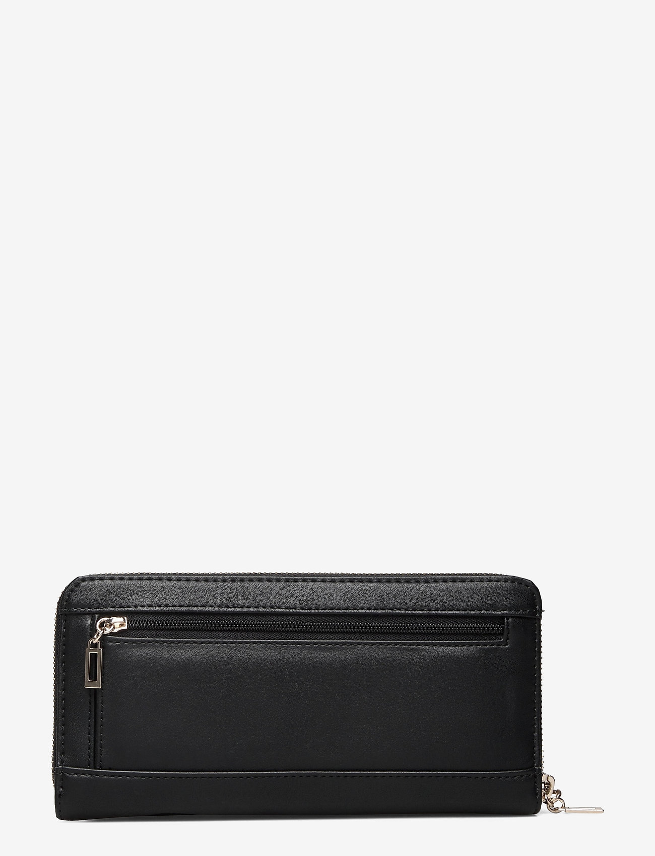 GUESS - ILLY SLG LARGE ZIP AROUND - black - 1