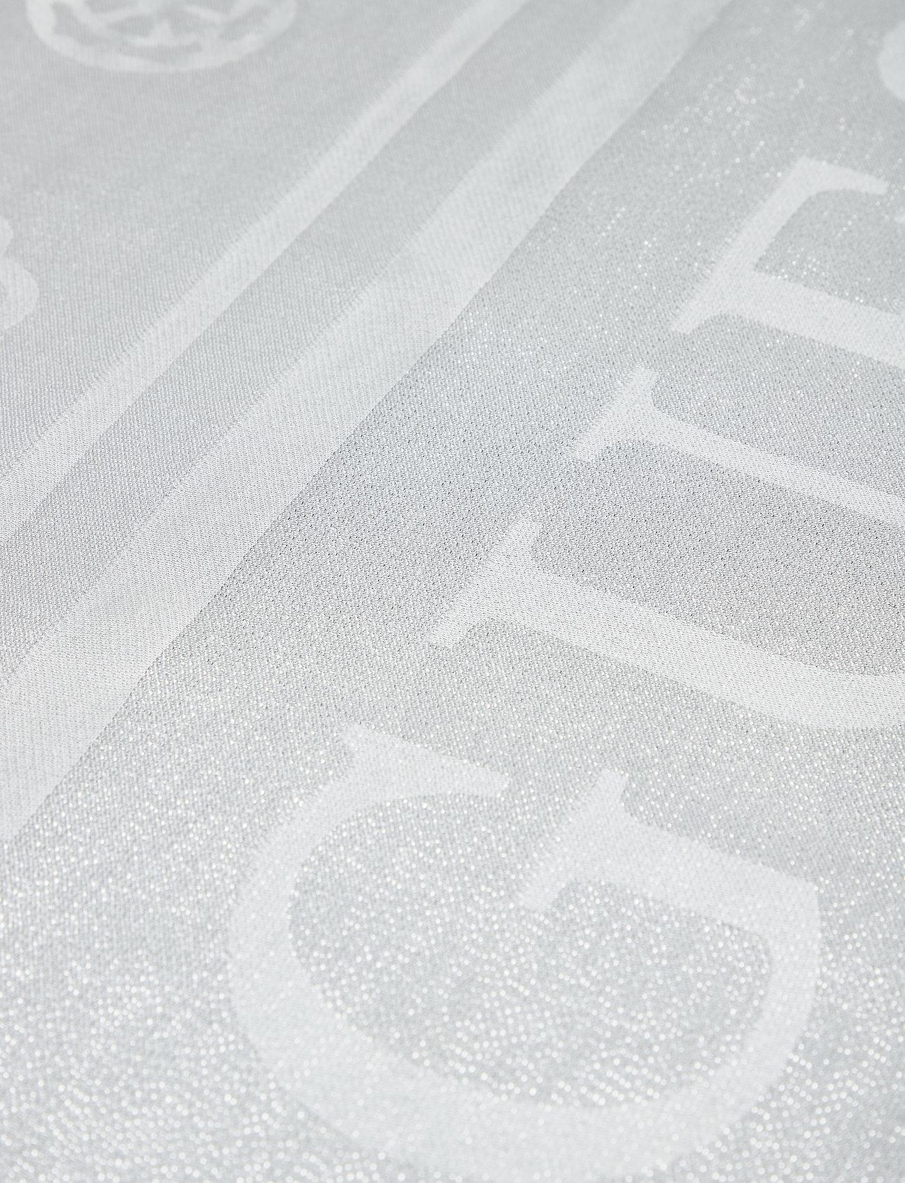 GUESS - OPEN ROAD KEFIAH 130X130 - skjerf - silver