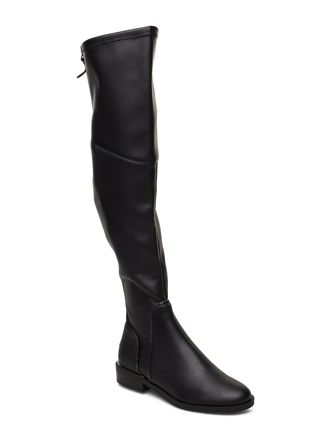 GUESS DACIAN/STIVALE (BOOT)/LEATHER - BLACK