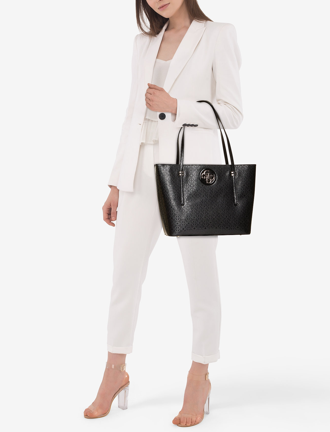 Guess OPEN ROAD TOTE @
