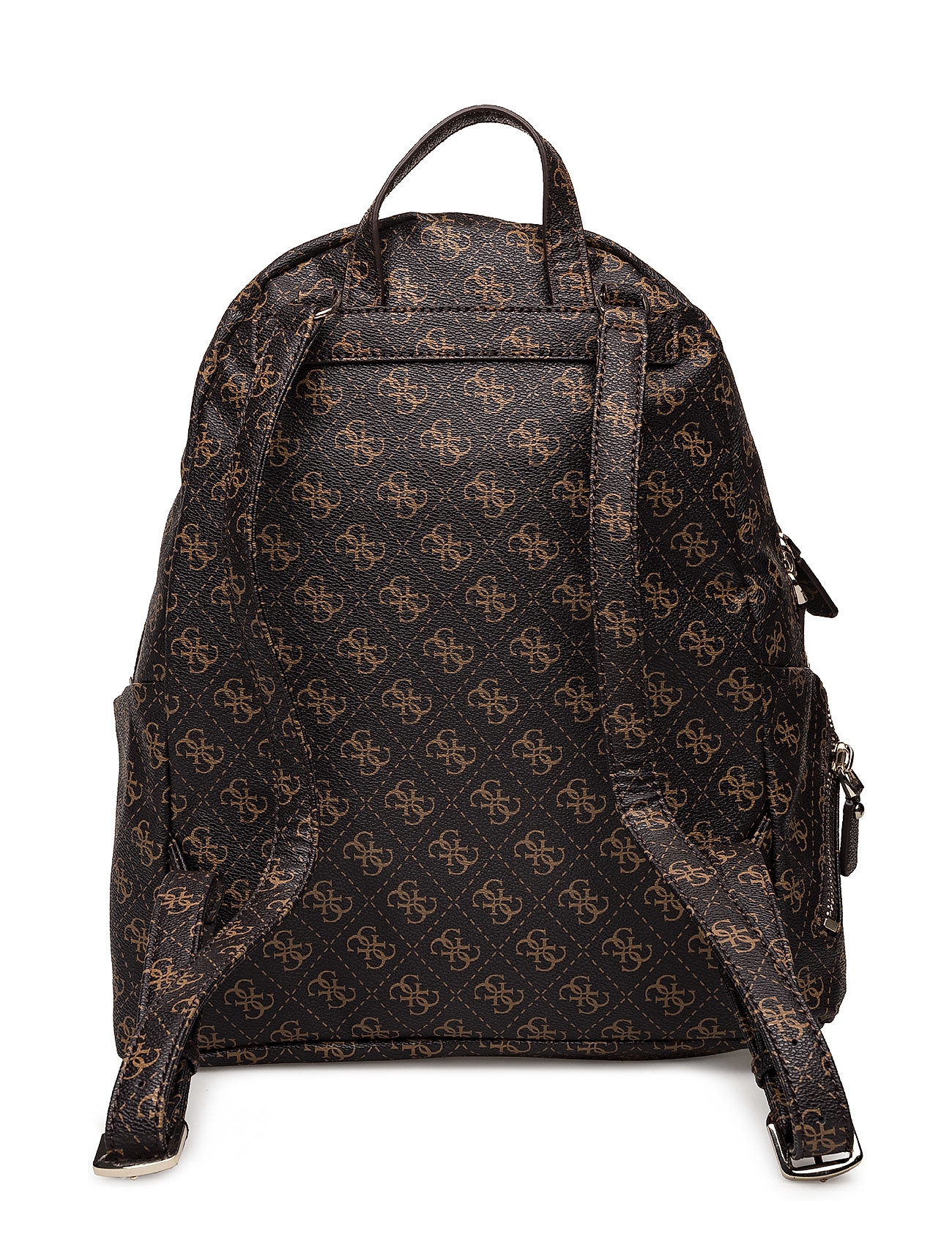 Leeza 25Sale Guess Rucksack Tasche Braun Backpack D92IWEYH