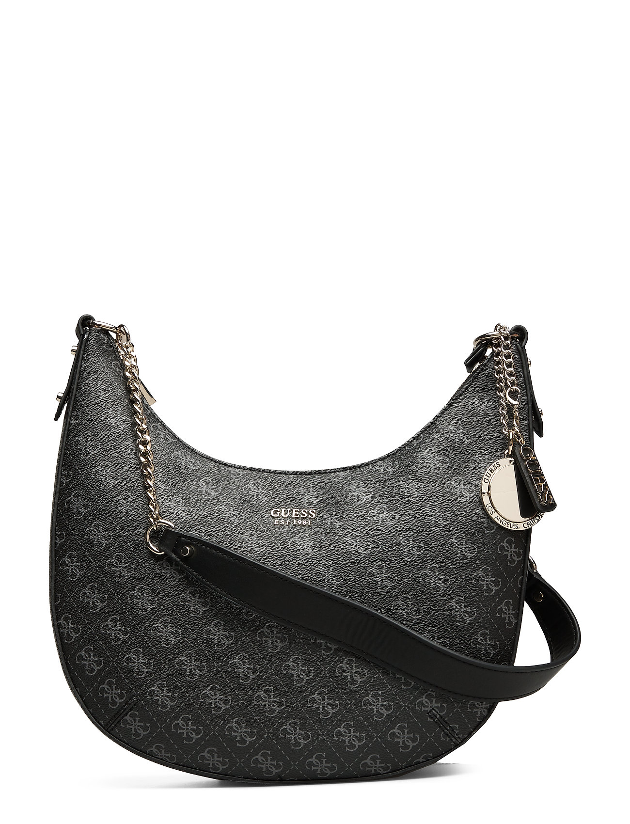 GUESS Aline Hobo Bags Top Handle Bags Grau GUESS