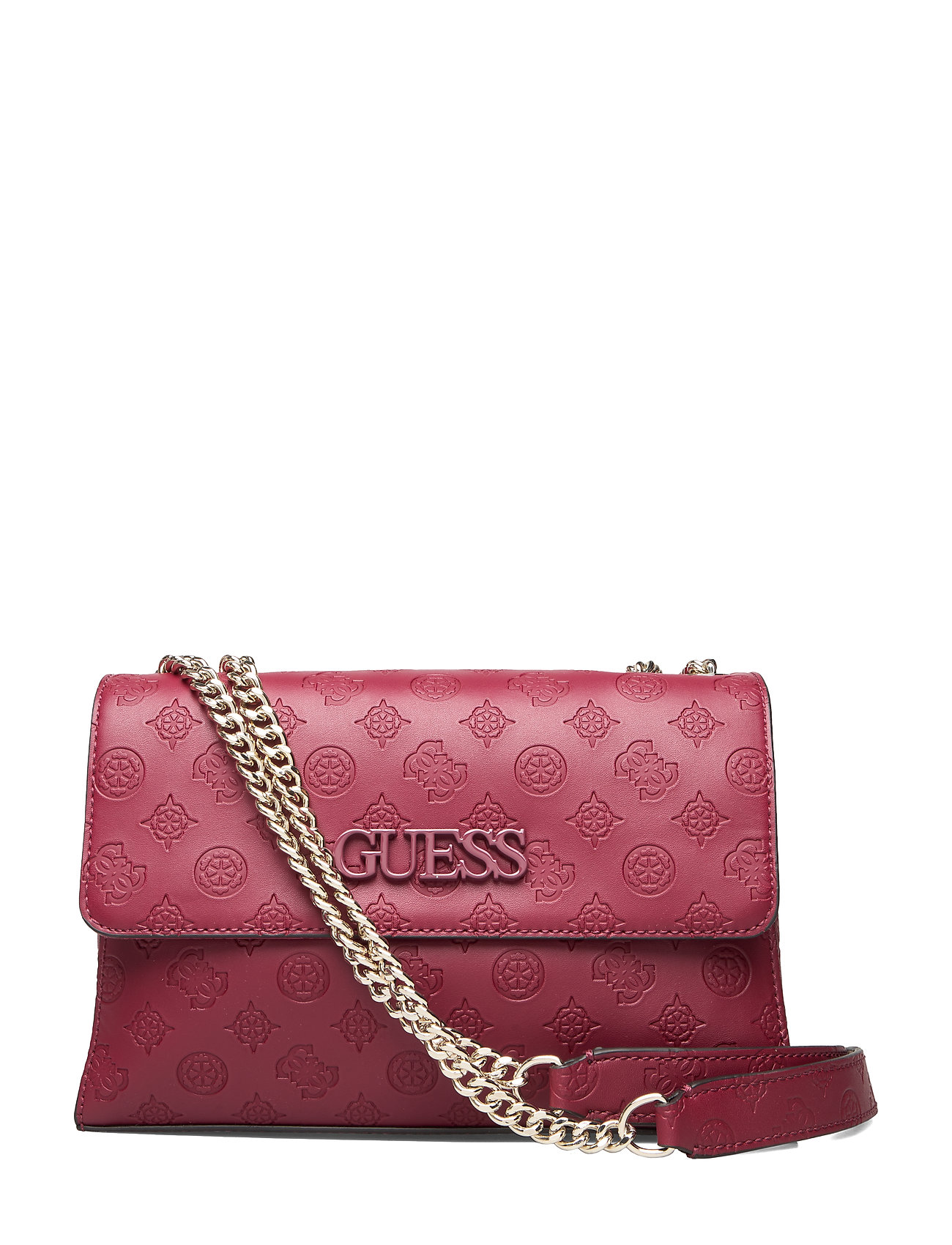 GUESS Janelle Convertible Xbody Flap Bags Small Shoulder Bags/crossbody Bags GUESS