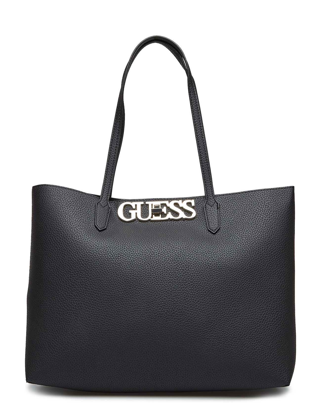 Tote black € Guess Uptown Barcelona 129 Tassen Chic tEwSSfqO