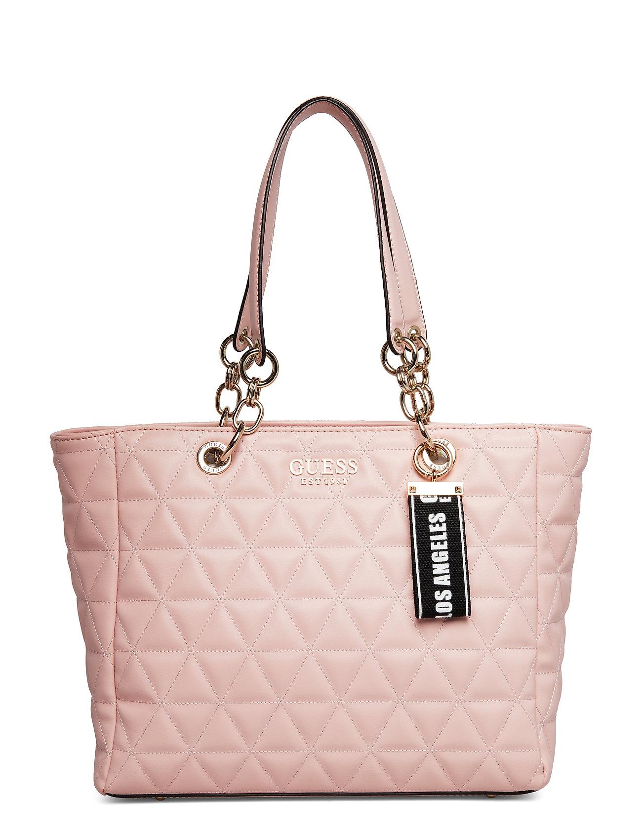 GUESS Laiken Tote Shopper Tasche Pink GUESS