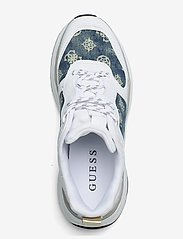 GUESS - JENNEA/ACTIVE LADY/LEATHER LIK - chunky sneakers - white - 3